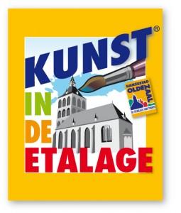 KUNST-IN-DE-ETALAGE logo