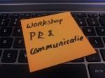 workshop pr & communicatie