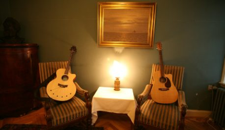 Talent in Huis – De huiskamer als podium